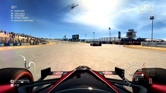 GRID Autosport PS3