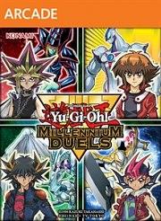 Carátula de Yu-Gi-Oh! Millennium Duels - Xbox 360