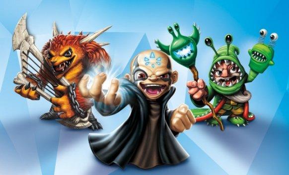 Activision ha vendido 240 millones de figuras de Skylanders desde su debut