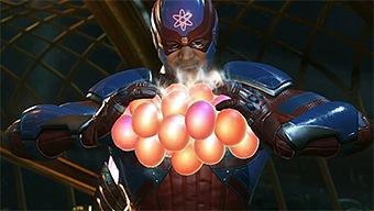 Video Injustice 2, Atom (DLC)