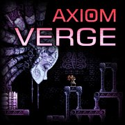 Carátula de Axiom Verge - PS4
