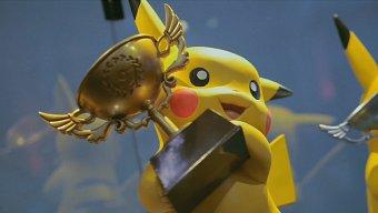Video Pokémon Rubí Omega / Zafiro Alfa, Camino hacia el Campeonato Mundial Pokémon 2015