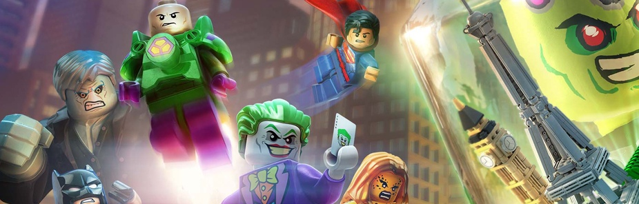 Análisis LEGO Batman 3