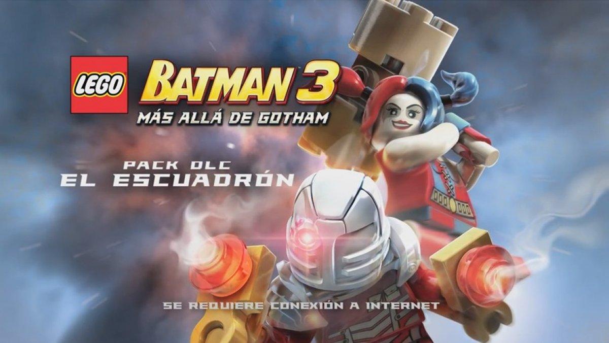 Lego batman 3 el escuadr n dlc for Videos de lego batman
