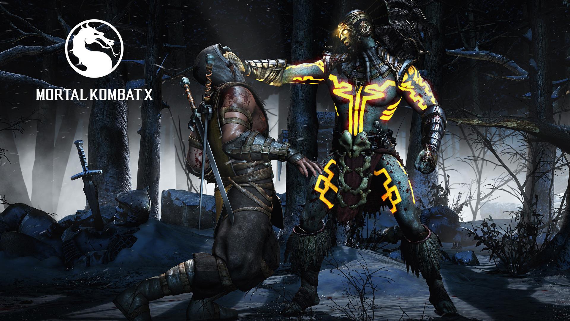 Las Versiones De Mortal Kombat X Para Playstation 3 Y Xbox 360