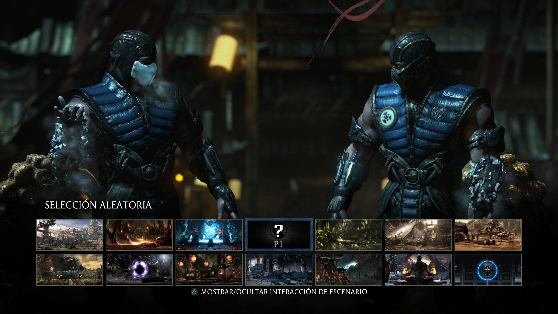 Im 225 Genes De Mortal Kombat X Para Ps4 3djuegos