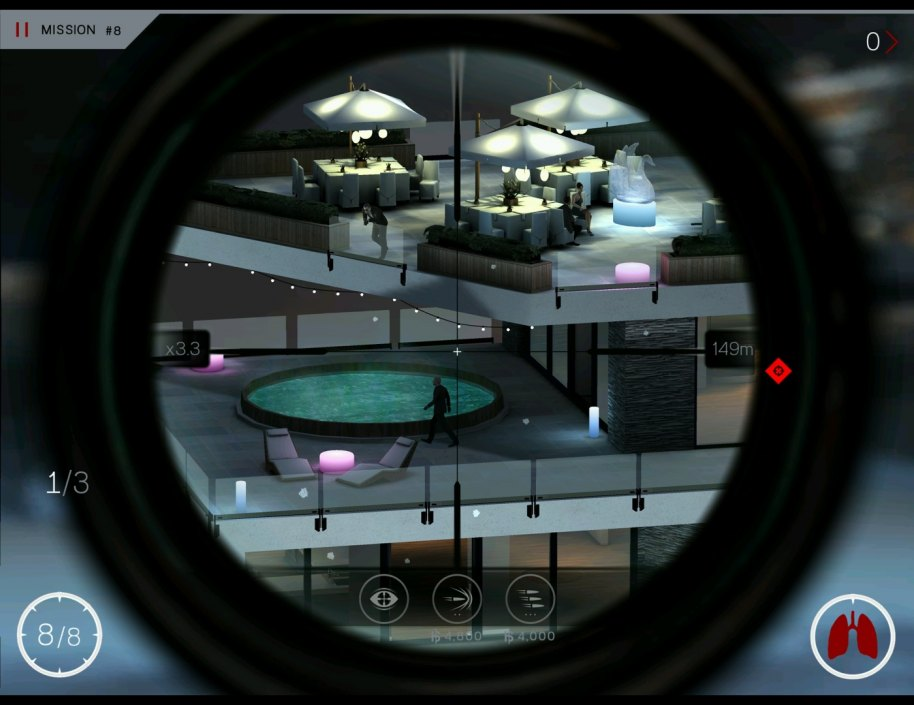 Hitman Sniper análisis