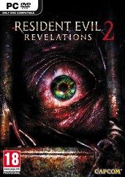 Carátula de Resident Evil: Revelations 2 - PC