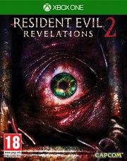 Carátula de Resident Evil: Revelations 2 - Xbox One