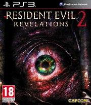 Carátula de Resident Evil: Revelations 2 - PS3