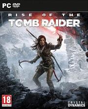 Carátula de Rise of the Tomb Raider - Linux