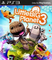 Carátula de LittleBigPlanet 3 - PS3