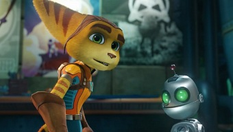 Video Ratchet & Clank, Gameplay: Planet Kerwan