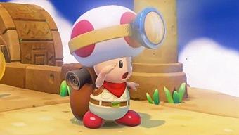 Captain Toad se estrenará en pack con amiibo a finales de julio en Europa