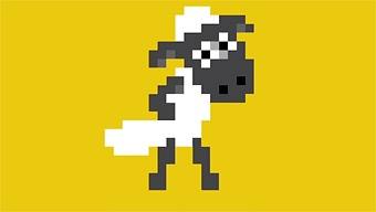Video Super Mario Maker, Oveja Shaun