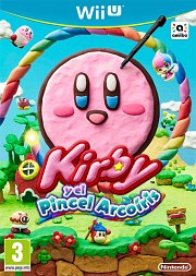 Kirby y el Pincel del Arcoíris Wii U