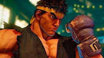 Street Fighter V: Yoshinori Ono y sus luchadores de SF5
