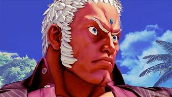 Urien en acción: vídeo de la nueva incorporación de Street Fighter V, que llega en septiembre