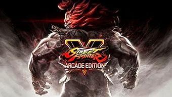 Video Street Fighter V, Tráiler de Anuncio: Arcade Edition