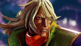 Video Street Fighter V, Nuevo Personaje - Zeku