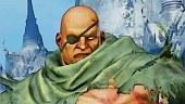 Sagat se presenta en Street Fighter V