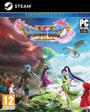 Carátula de Dragon Quest XI - PC