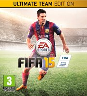 Carátula de FIFA 15: Ultimate Team - PS4