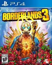 Carátula de Borderlands 3 - PS4