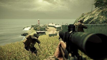 Operation Flashpoint 2 PS3