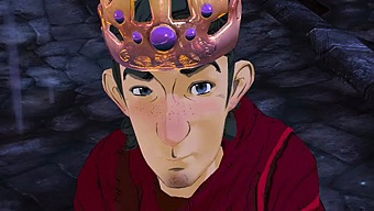 Video King's Quest, Capítulo 2: Rubble Without A Cause