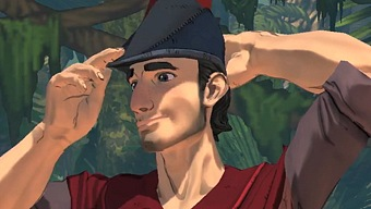 Video King's Quest, Chapter 3: Once Upon a Climb