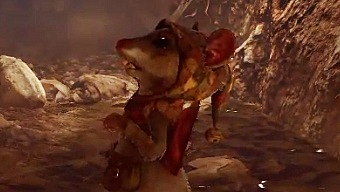 Video Ghost of A Tale, Captura en Movimiento