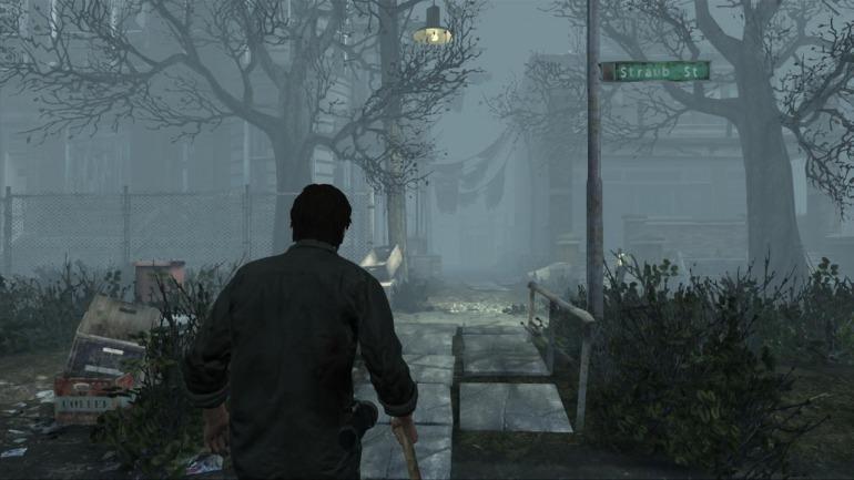 Silent Hill: Downpour.