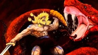 El juego de acción Volgarr the Viking se adapta a Dreamcast