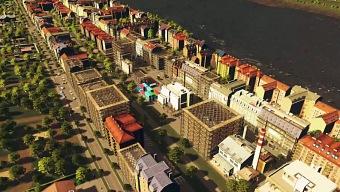 Video Cities: Skylines, Tráiler de Anuncio