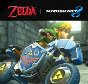 Mario Kart 8 - The Legend of Zelda Wii U