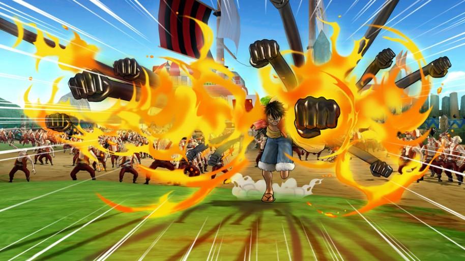 One Piece Pirate Warriors 3 PC