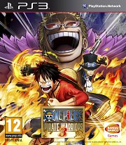 Carátula de One Piece: Pirate Warriors 3 - PS3