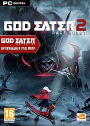 God Eater 2: Rage Burst PC