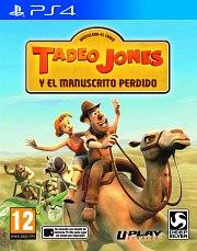 Tadeo Jones y El Manuscrito Perdido