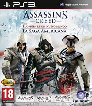 Assassin's Creed: The American Saga PS3