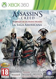 Assassin's Creed: The American Saga Xbox 360