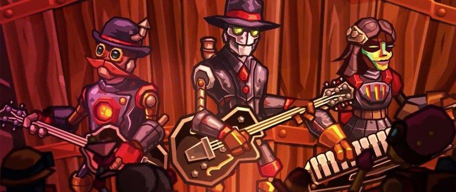 SteamWorld Heist 3DS