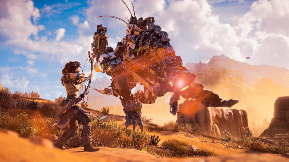 Dawn dejaría de ser exclusivo de PS4 — Horizon Zero