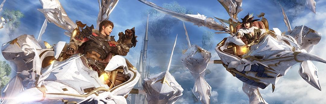 Análisis Final Fantasy XIV - Heavensward