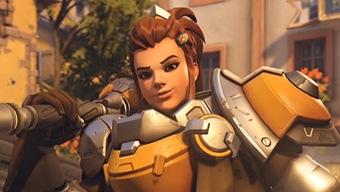 Hi-Rez bromea con el parecido de Brigitte (Overwatch) y Ash (Paladins)