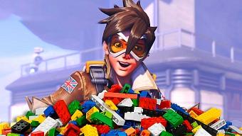 Lego lanzará figuras de Overwatch