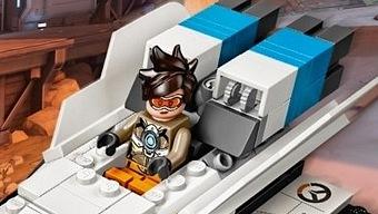 Un comercio filtra varios sets de Overwatch de Lego