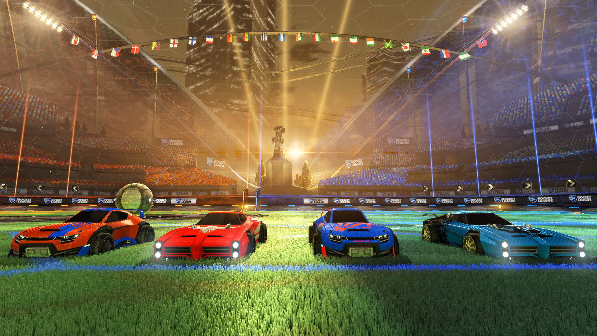 Epic Games adquiere Psyonix, desarrollador de Rocket League