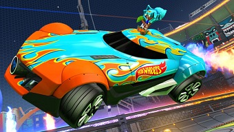 Rocket League tendrá nueva colaboración con Hot Wheels